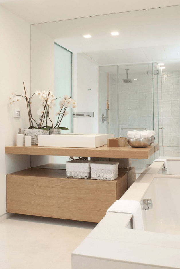 conseils astuces comment moderniser sa salle de bain pinterest. Black Bedroom Furniture Sets. Home Design Ideas