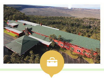 Now Open Hawaii Volcano House Official Hotel Website Hotels Pinterest And