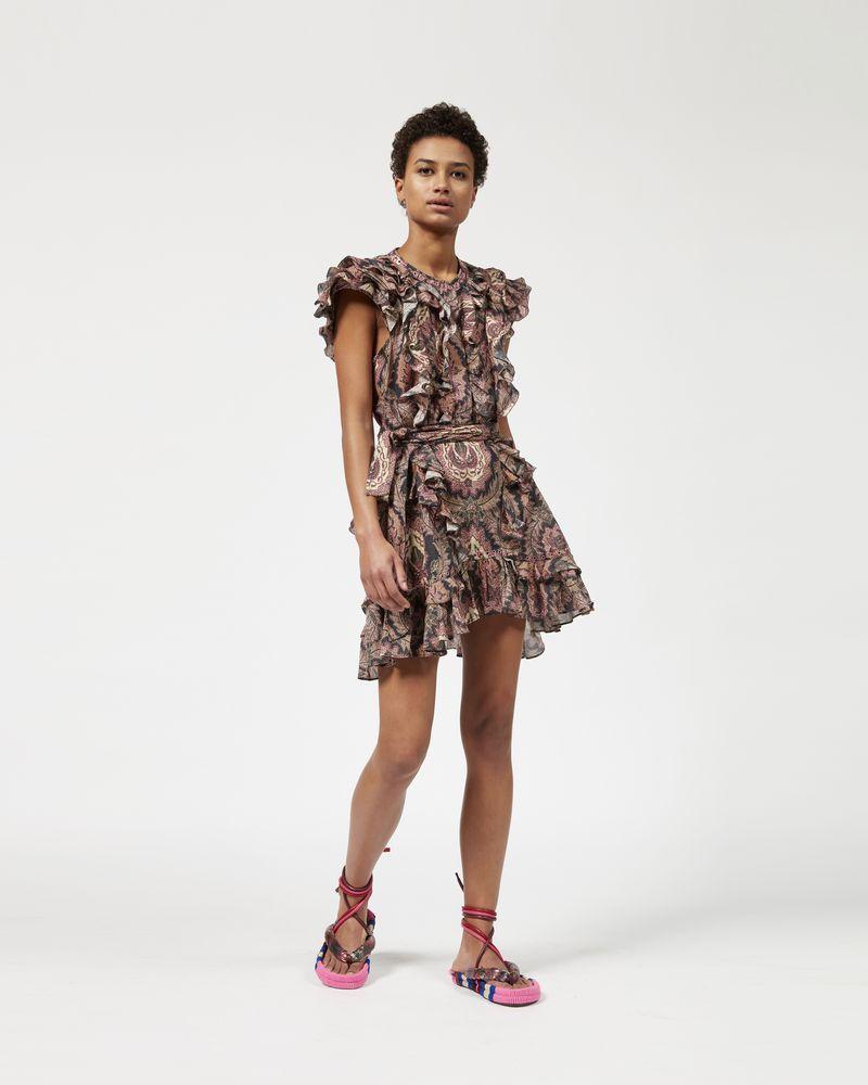 XANITY printed dress ISABEL MARANT   Fashion First   Pinterest ...
