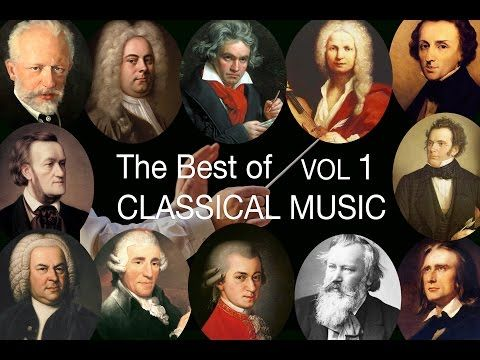 The Best Of Classical Music Vol I Mozart Bach Beethoven Chopin