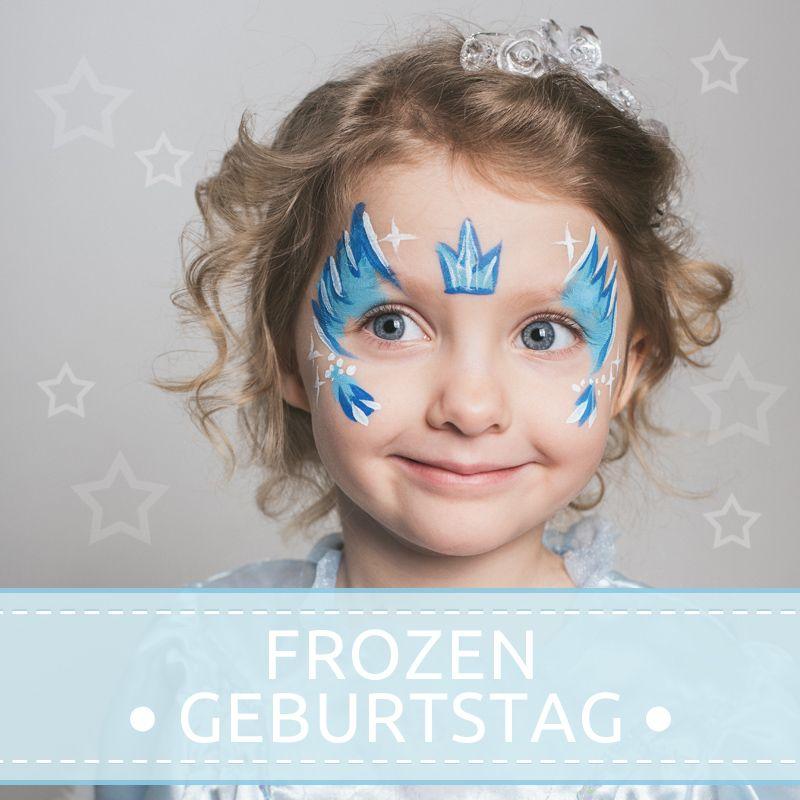 Mit Viel Weiss Turkis Du Blau Feiern Kleine Eiskoniginnen Ihren