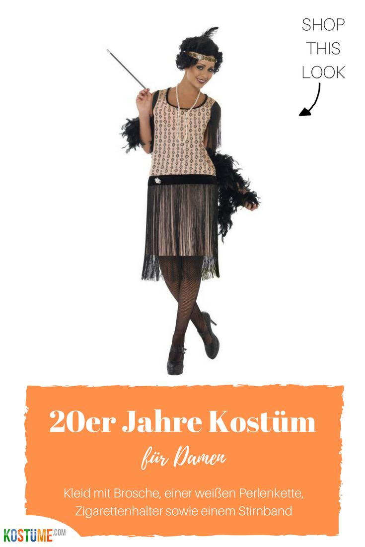 20er Coco Flapper Girl Kostum 20er Jahre Kostum 20er Jahre Und