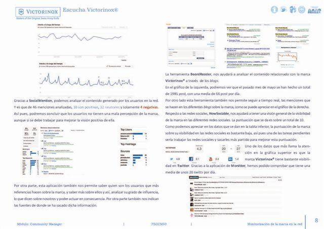 Estudio: #trendingtopic #ristomegide #ebay #victorinox. Búsqueda, análisis, gestión de crisis en Social Media http://lnkd.in/dPpc3s2 contacto@elenadomenech.es