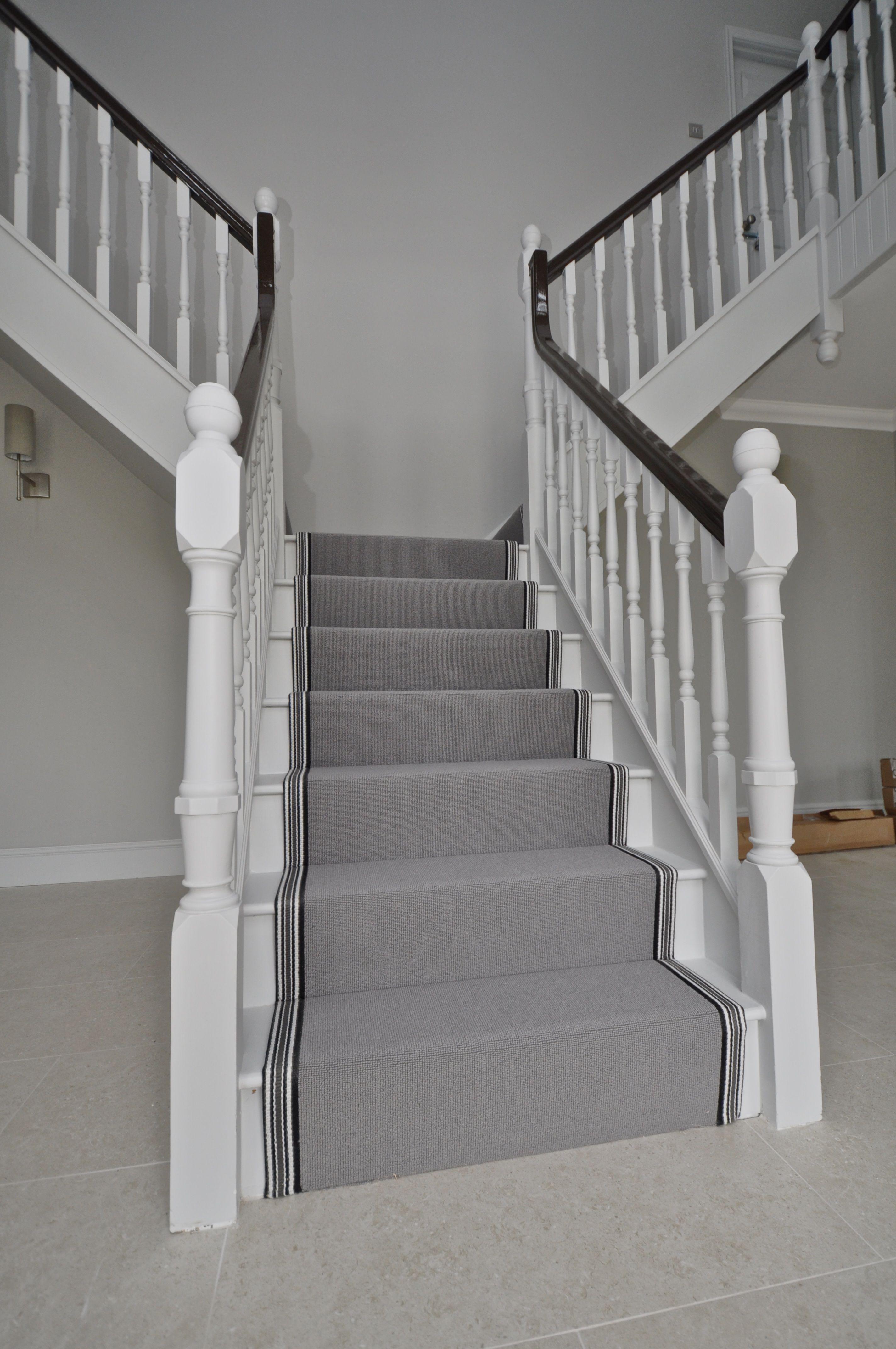 5039 wool stair runners bowloom wool carpet with stripe i