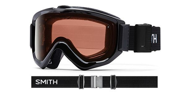 aef047dffaf Smith Goggles Smith KNOWLEDGE TURBO FAN OTG KN5EBK16 Ski Goggles ...