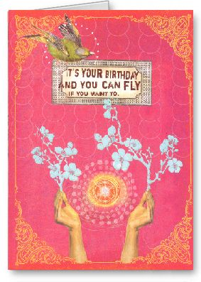 Papaya Art Fly Birthday Card Buy Cards Online In Australia