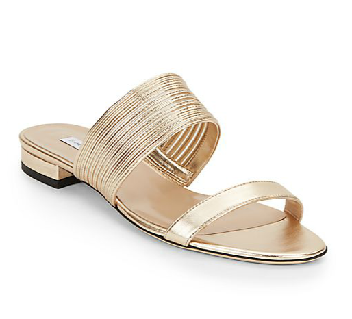 Diane von Furstenberg Flavia Slide Sandals low price fee shipping sale online discount get to buy hot sale sale online sale top quality outlet best store to get 63ERTF66T