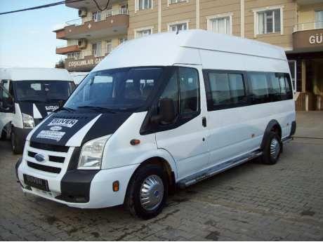 Ford Transit Jumbo Cift Teker 141 Araba