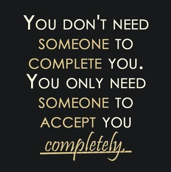 love quotes romantic relations Acceptance quotes