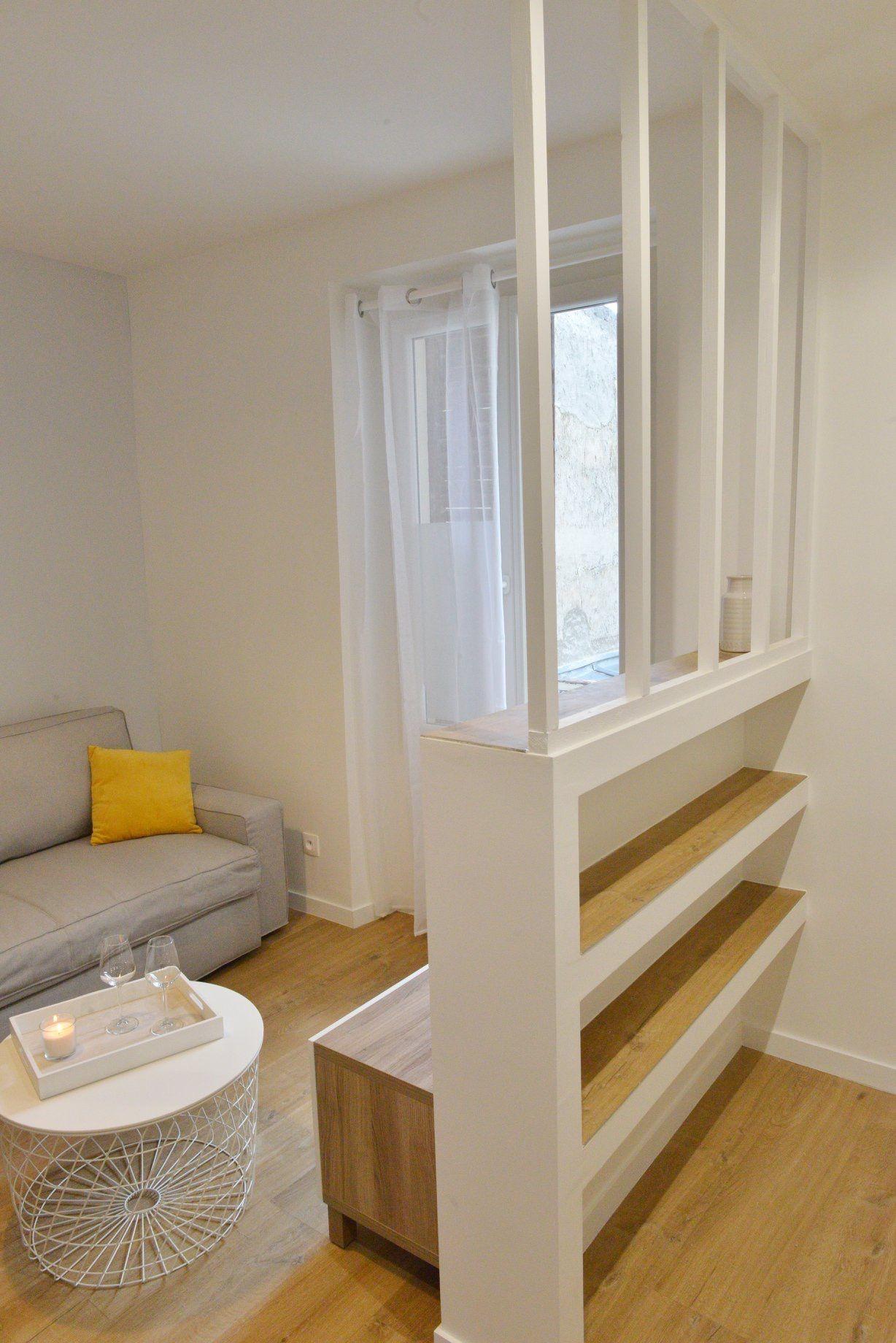 aménagement appartement gain de place