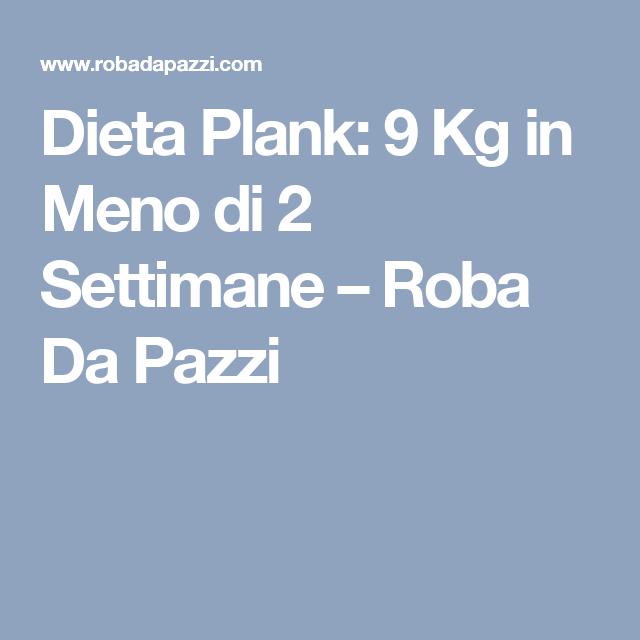 dieta 9 kg