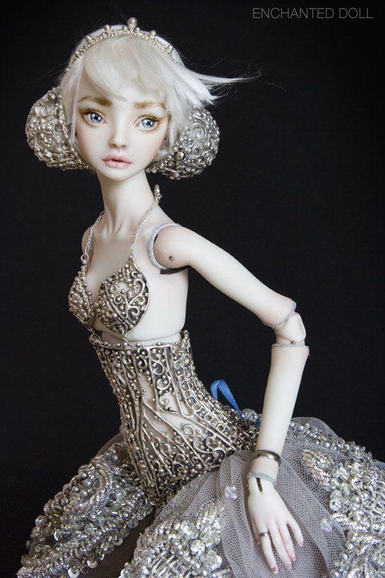 cinderella doll by marina bychkova