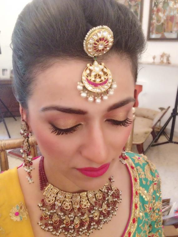 Jasmeet Kapany Hair and Makeup Info & Review   Best Bridal Makeup in Delhi NCR   Wedmegood
