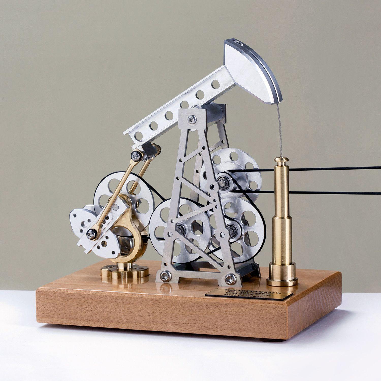 Little Pump + Texas Pump Jack (Assembled // Light Base