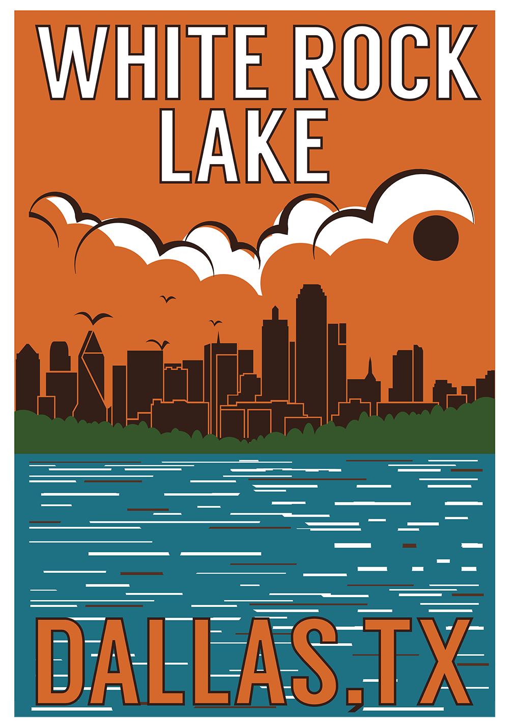 White Rock Lake f26c50be0
