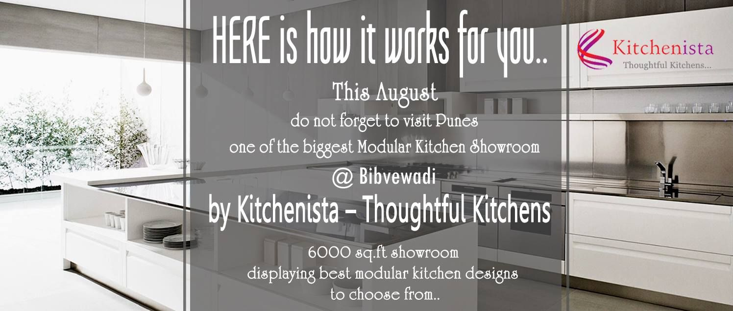 Now you can choose from best modular kitchen for your home