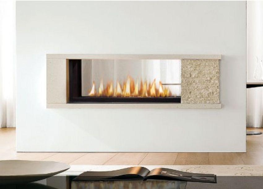 Doppelseitiges Elektro Kamin Legen Kaminofen Double Sided Fireplace Living Room Divider Fireplace Dimensions