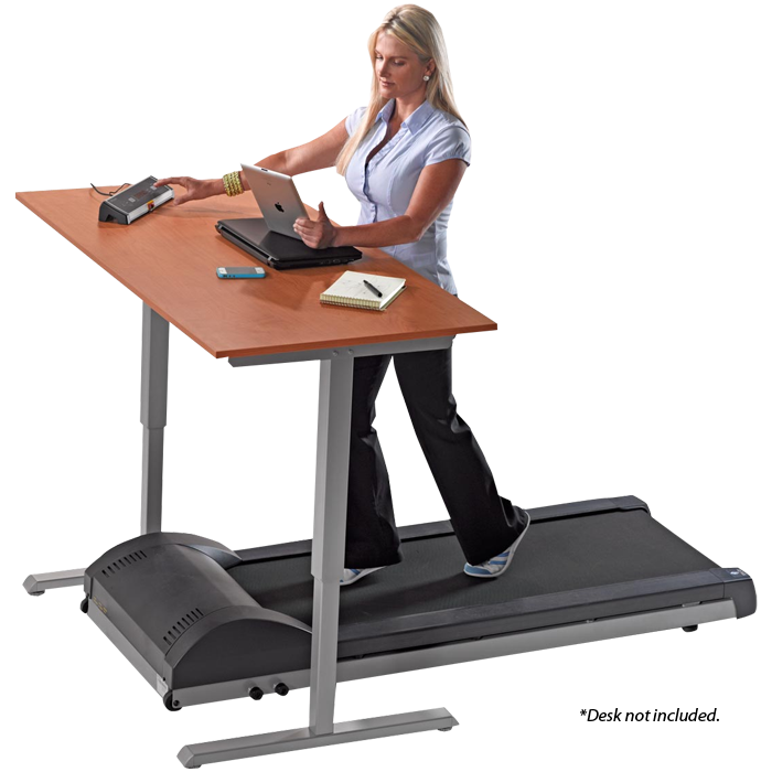 desk fitness lifespan supply products treadmill standing under