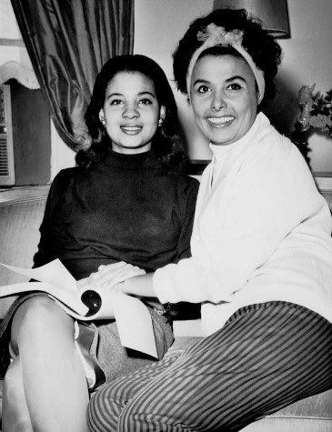 Lena Horne Younger | Wishing Gail Lumet Buckley (daughter ...