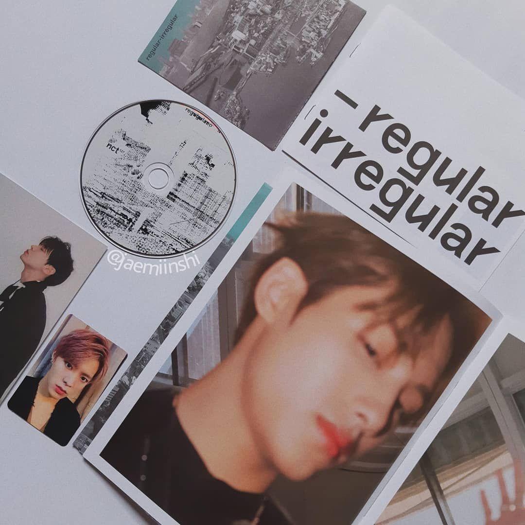 Regular-irregular (NCT 127) ♡ The first nct 127 album