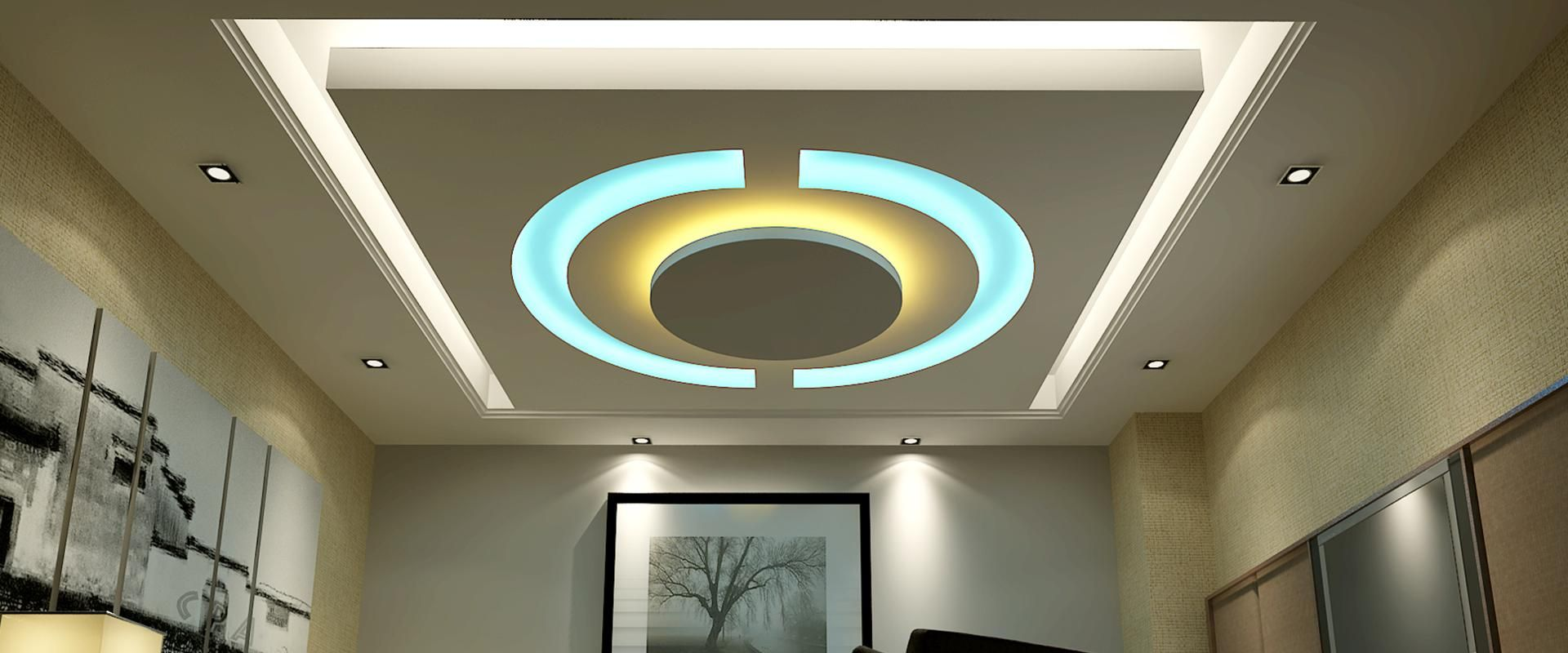 Pin By Blue Interior Designs On Home Interior Chennai Gypsum Ceiling Design False Ceiling