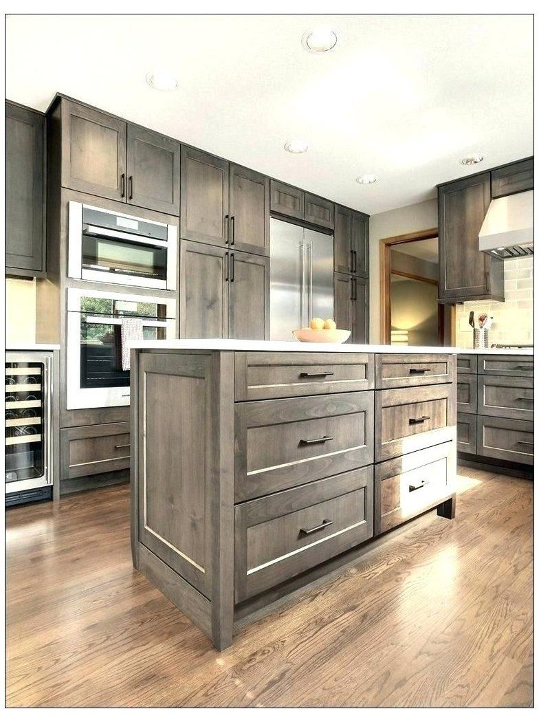 White Washed Oak Kitchen Cabinets Oak Cabinets White Wash Shaker Kitchen Cabinets Inspirationa In 2020 Stained Kitchen Cabinets Staining Cabinets Grey Kitchen Cabinets