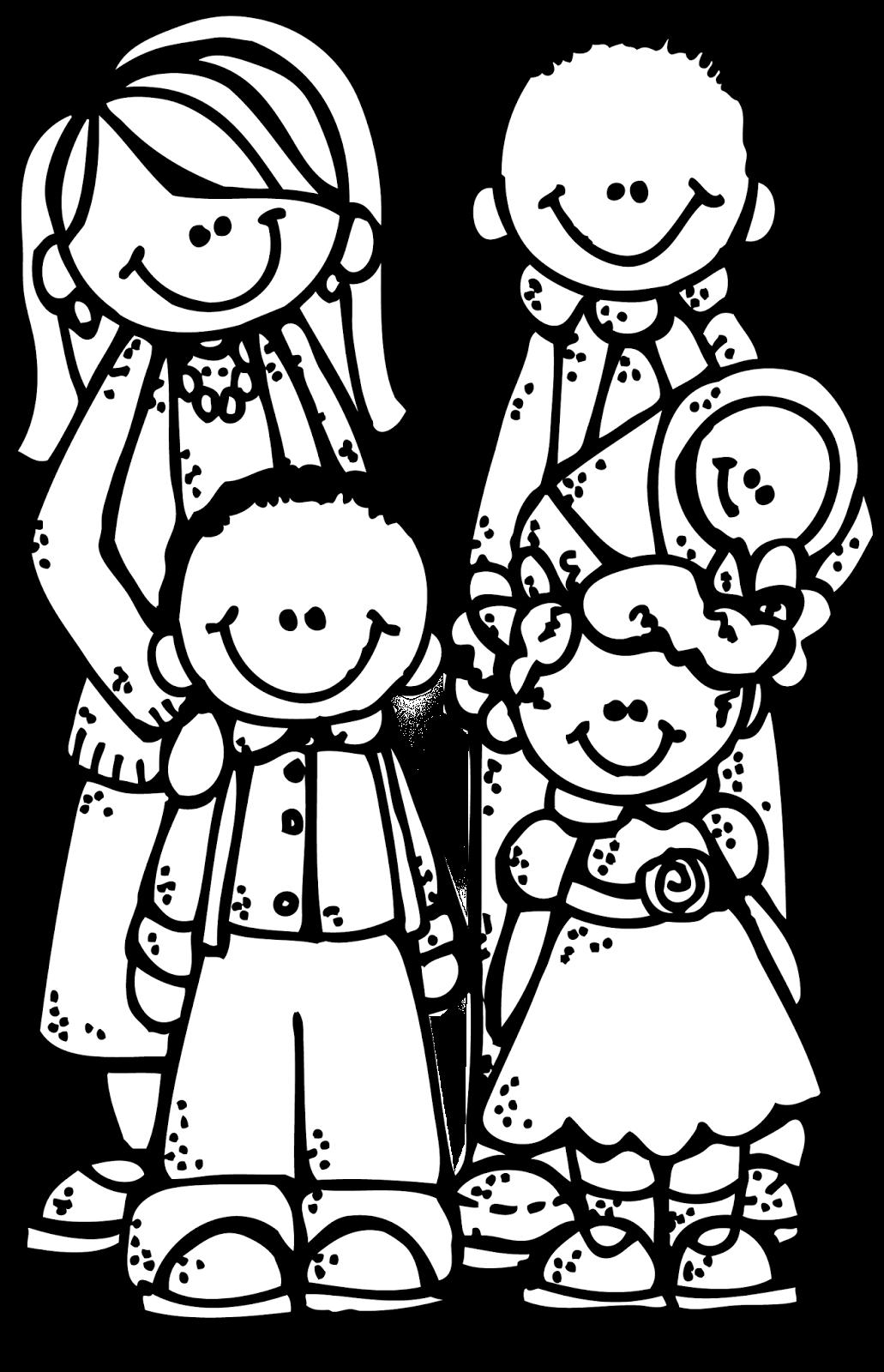 Family A C Melonheadz 13 Bw 1 031 1 600 Pixels