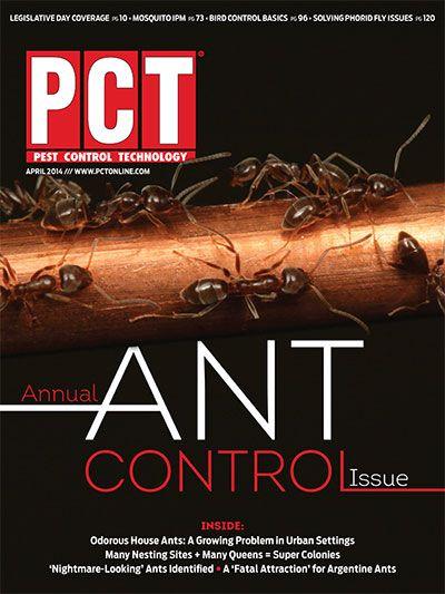 Pct Pest Control Technology Magazine Cover Pest Control Technology Magazines Integrated Pest Management
