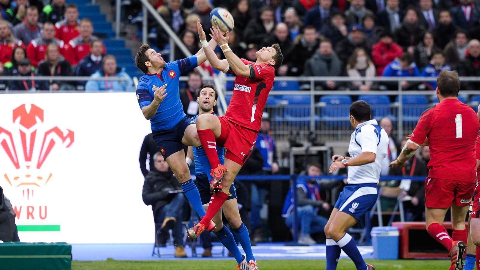 Sans Inspiration Les Bleus N Ont Pas Trouve La Solution Rugby Pays De Galles Jaune Et Bleu