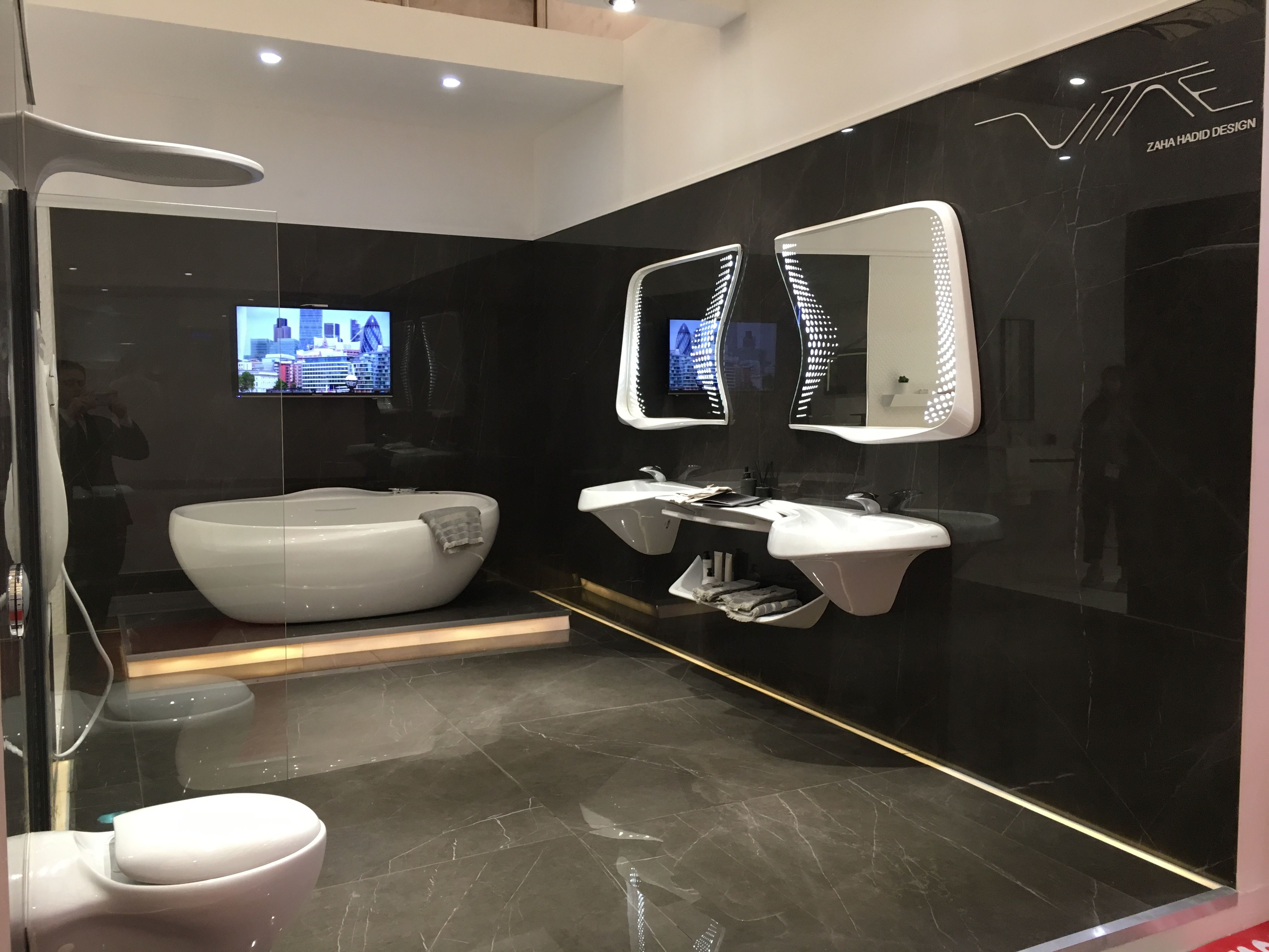 Cima Bagno ~ Kbc2017 day 2 we are still at kitchen & bath #china. showing the