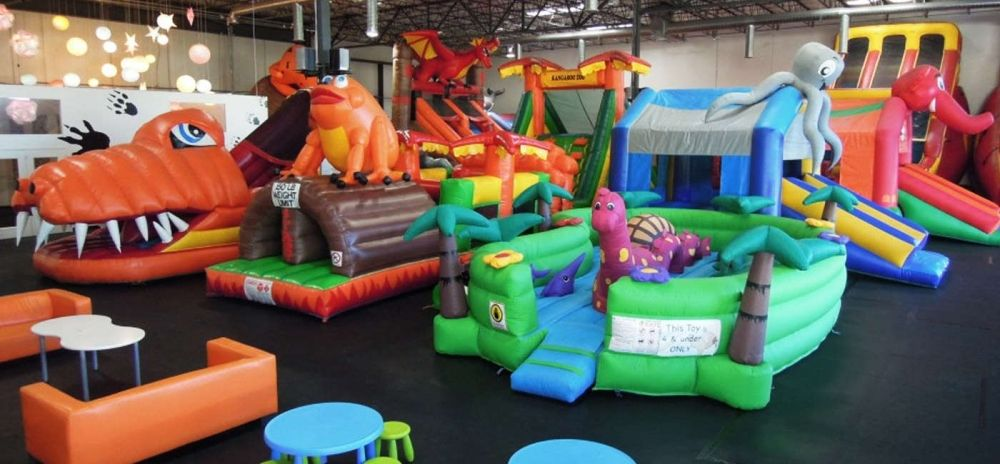 Kids Birthday Party Places & Indoor Playgrounds In Utah