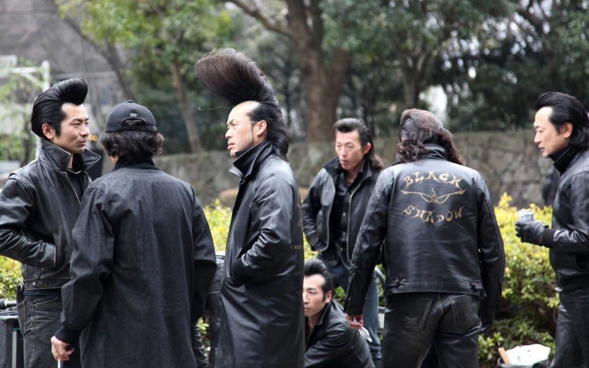 Japanese Biker Gang Members Imgur Future Husbands Baby Daddies