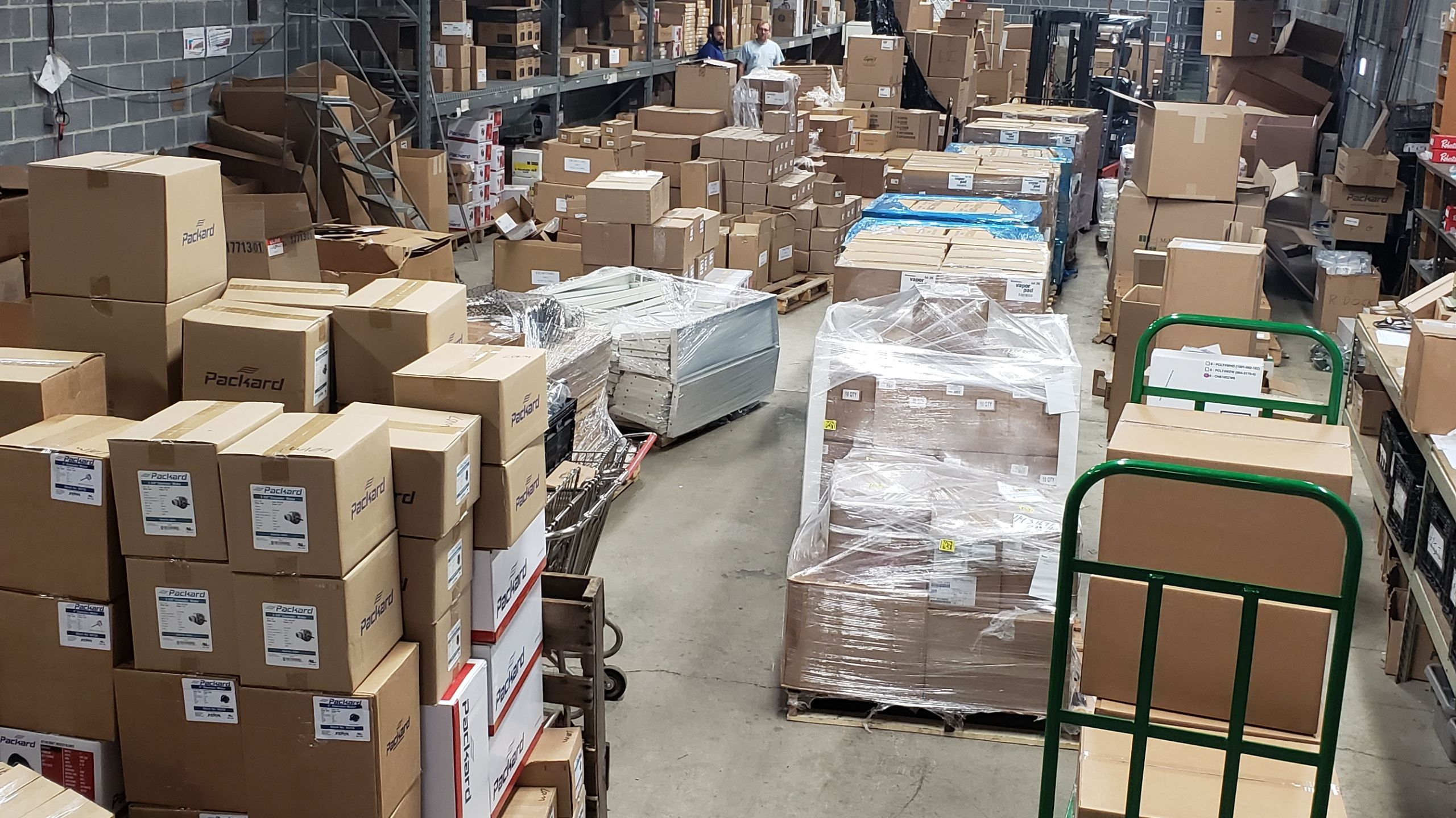 Just in time for Labor Day Weekend, McCombs Supply received