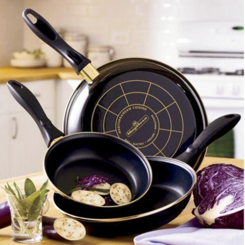 Magefesa Frying Pans, Tuscany 3-Piece Set from Montgomery Ward®