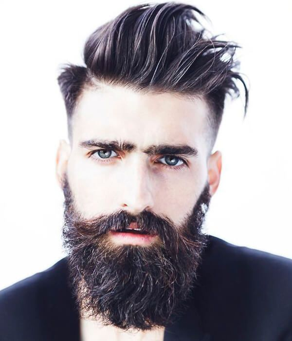 Hipster haircut for men in the 21st century | Hair in 2019 | Hipster haircuts for men, Hipster ...