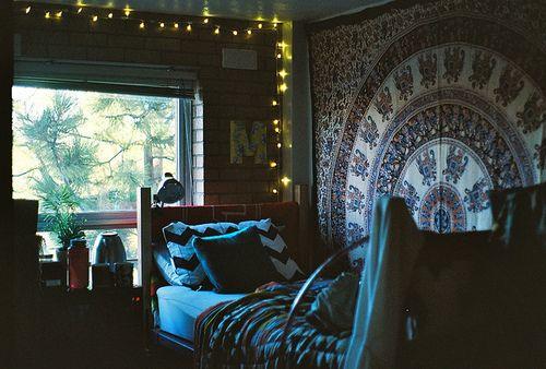 Hipster Bedrooms Tumblr Dorm Design Hipster Room Decor Dorm Sweet Dorm
