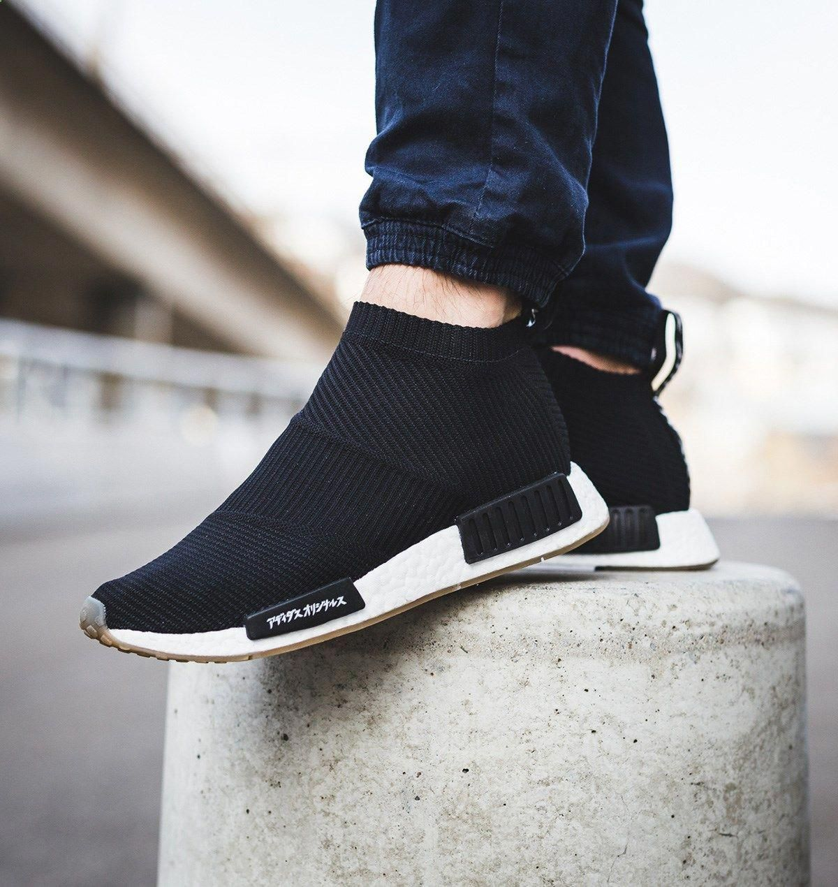 On Foot: MIKITYPE x United Arrows Sons x adidas NMD CS1