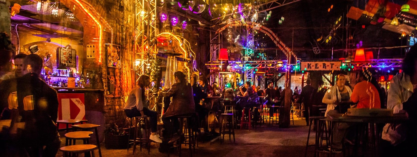 The Top 10 Ruin Bars In Budapest | Destination Guides ...
