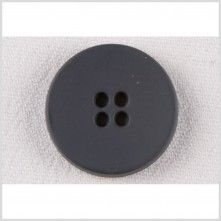 28L/18mm Gunmetal Metal Button