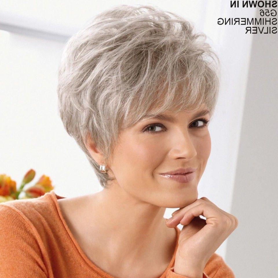 Best Of Frisuren Kurz Damen Ab 9  Short hair older women, Short