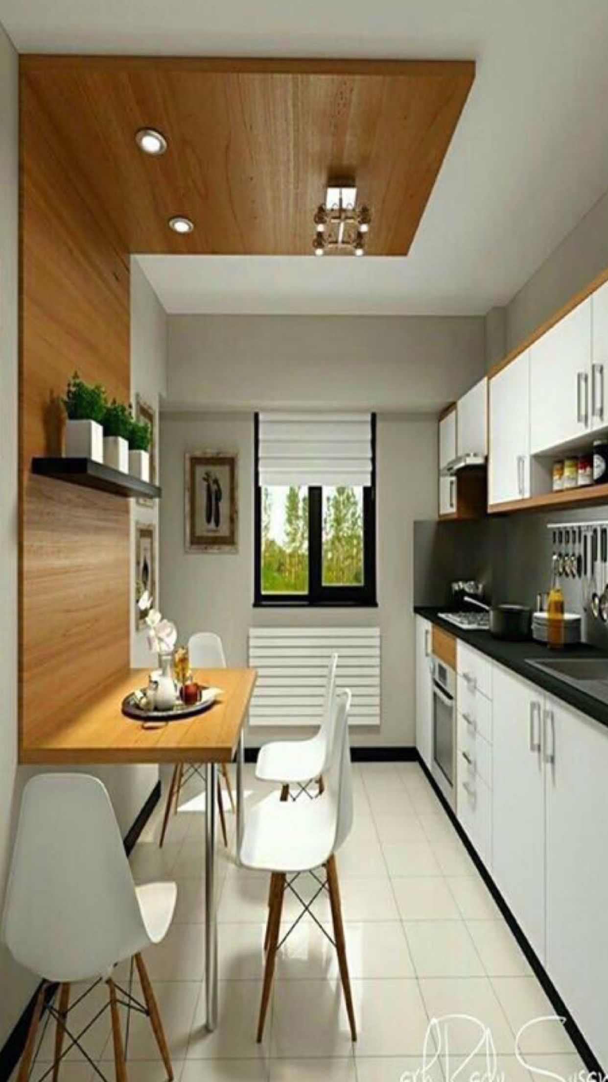 Pin by Dora0628 B on Kitchen   Kitchen design small ...
