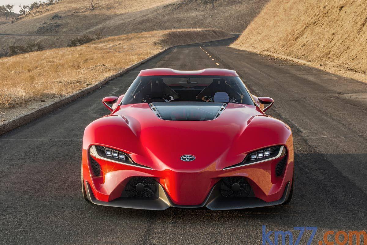 Toyota FT1 Concept Automóvil conceptual, Toyota supra