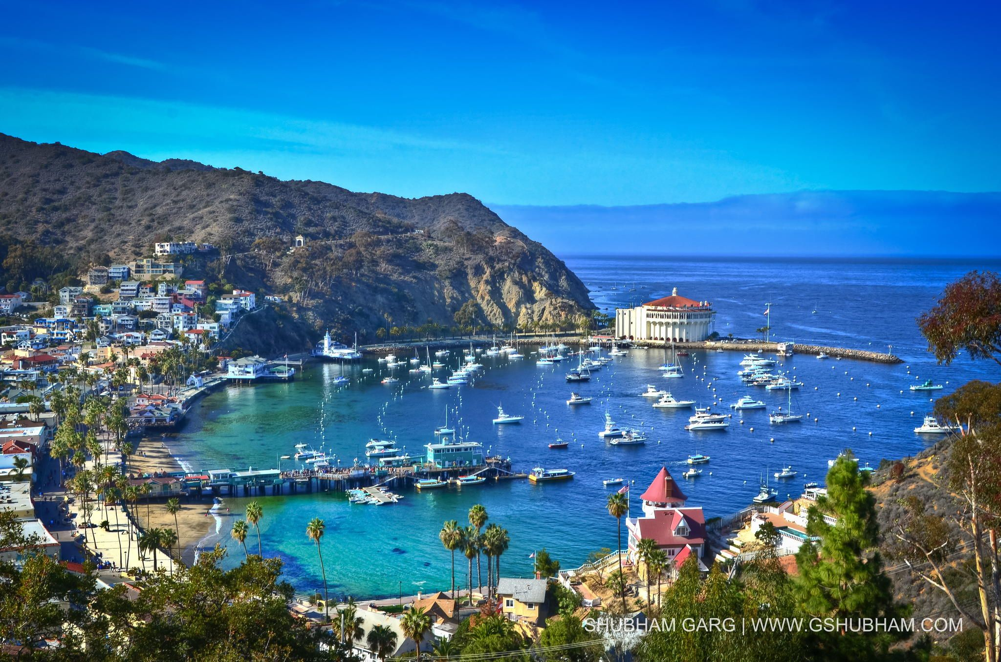 The Blue Waters In Catalina Island Southern California Best Island Vacation Catalina Island California Catalina Island