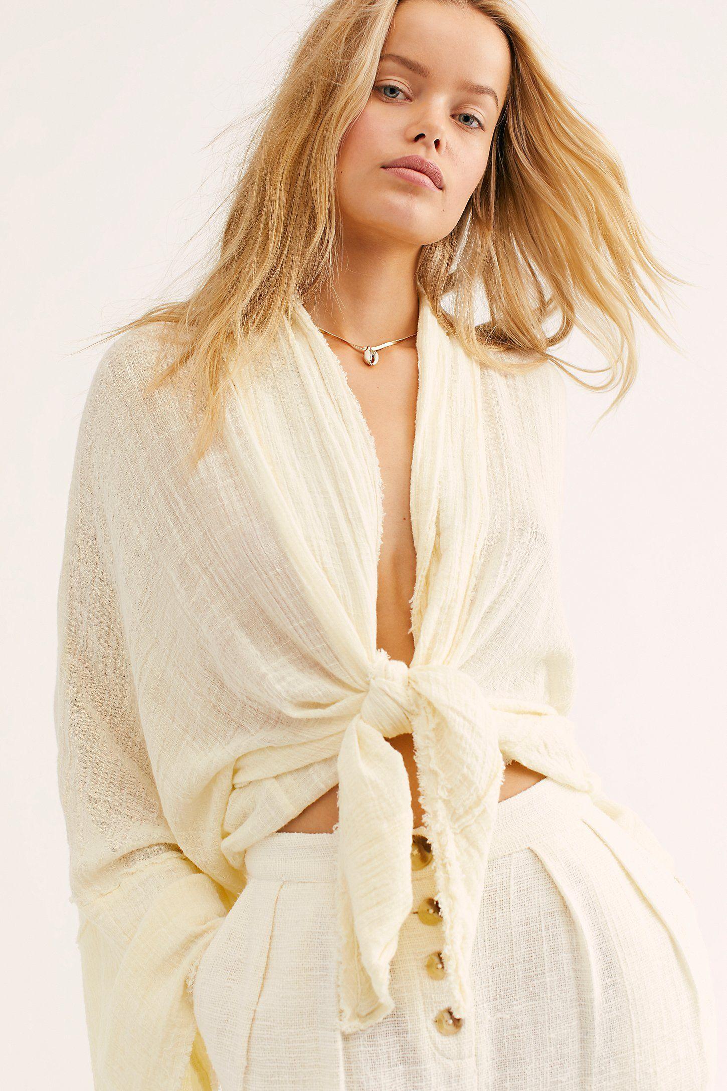 FP One Azalea Kimono | Kimono style tops, Kimono fashion