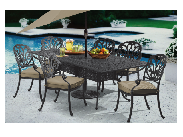 2271283 Toscano Cast Aluminum Patio Furniture Patio Furniture