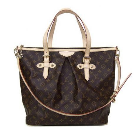 a5732ba27c23 Louis Vuitton Monogram handbag Palermo GM M40146  LV00787  -  179.00    wholesale lv bag how much LV bag Where to buy LV bag
