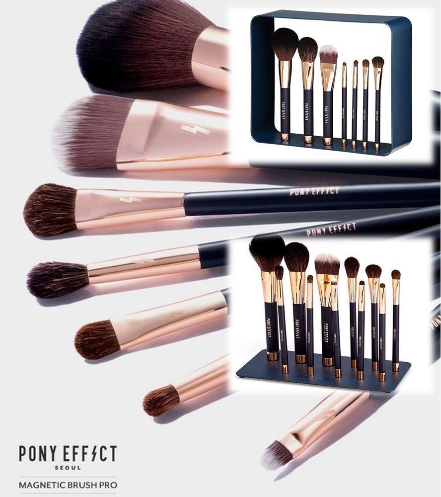 [PONY EFFECT] Make Up Brush Set Korea Cosmetic