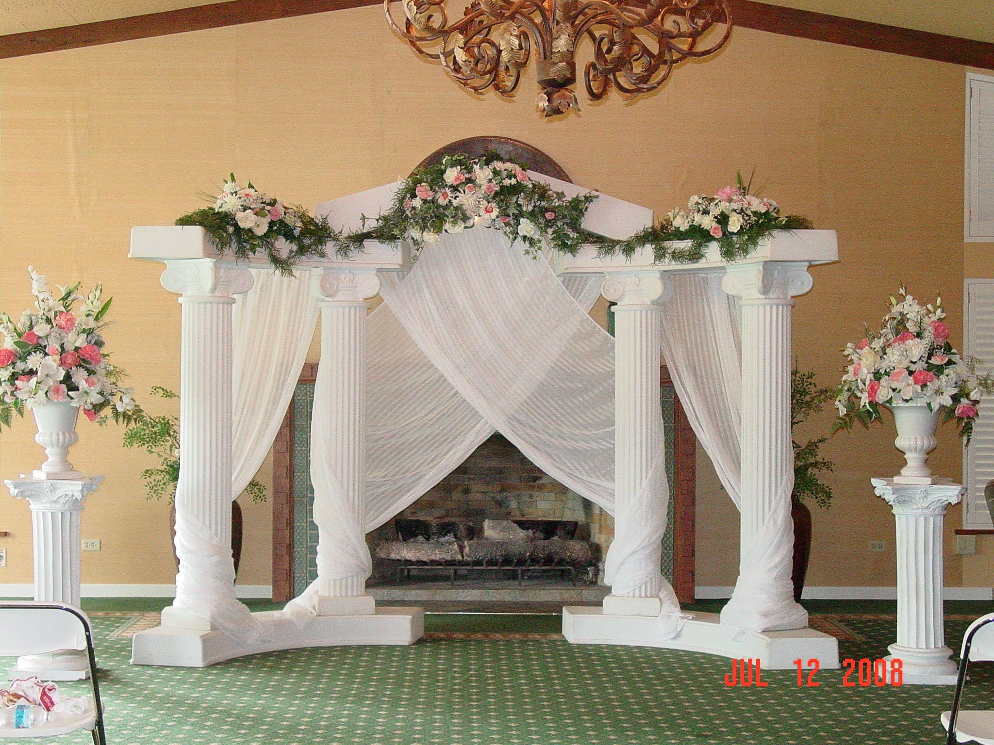 Wedding Ceremony Backdrop Wedding Ceremony Decorations Indoor Indoor Wedding Ceremonies Wedding Ceremony Decorations