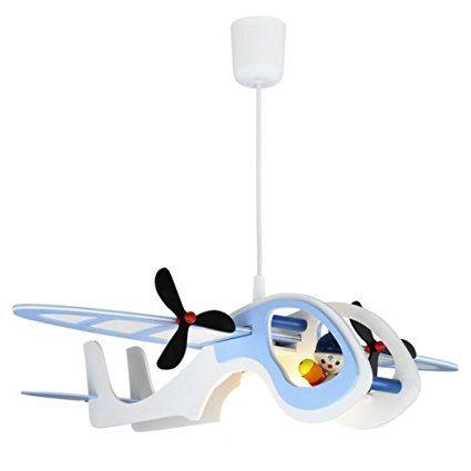Pilotenzimmer Elobra Pendelleuchte Flugzeug Deckenlampe Flugzeug Hubschrauber Lampe Osveshenie Detskaya Komnata