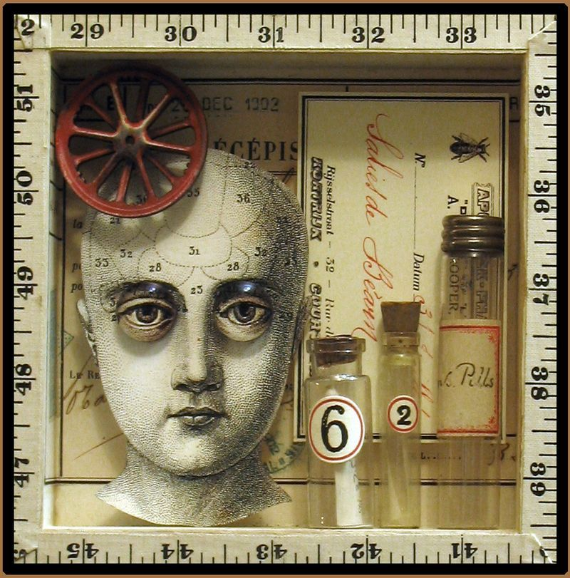 Collage, Assemblage and the Found Object